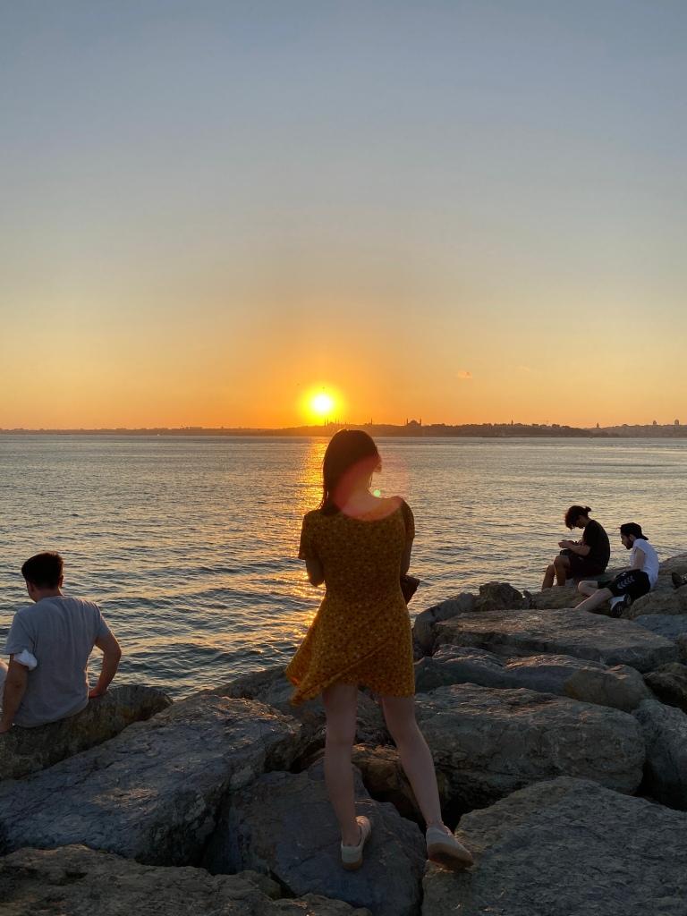Moda_park_sunset_istanbul