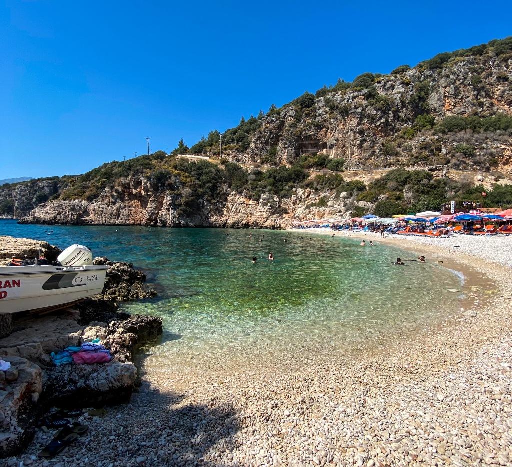 Büyükçakıl_beach_kas_turkey